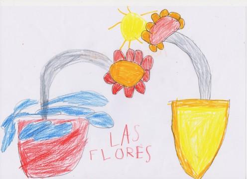 Historias de Sol y Luna, Adrian. 6 años