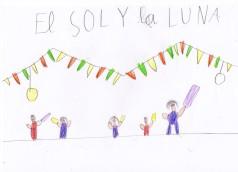 Historias de SOl y Luna , Marcos. 6 años