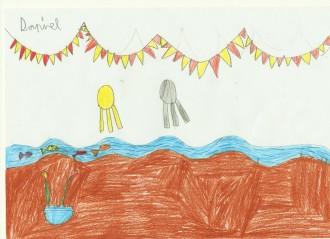 Historias de SOly y Luna, Daniel. 6 años
