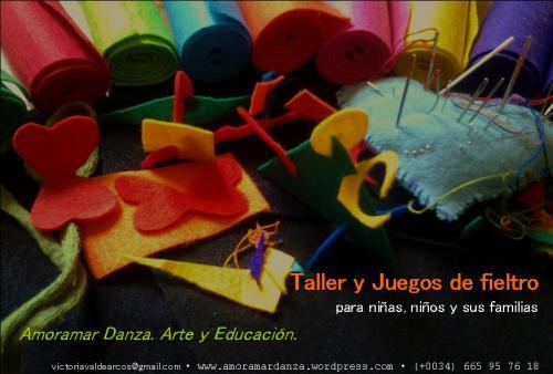 Amoramar Danza. Arte y Educación