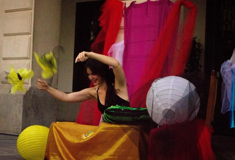 Creación de públicos para la danza
