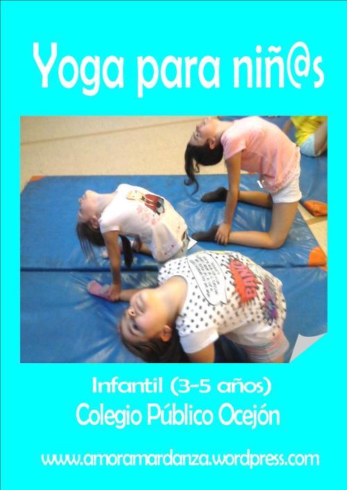 Yoga para niñ@s. Ocejón