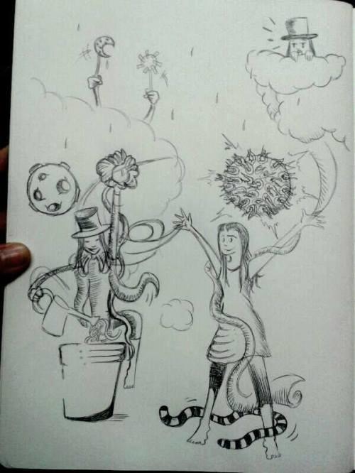 Ilustración de Fer Jimenez