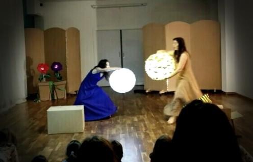 Historias de Sol y Luna en Karaba