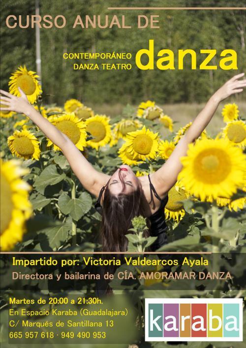 CURSO DANZA ANUAL 2014-15