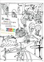 Danza, Pintura y Juegos en Espacio Karaba (Guadalajara)