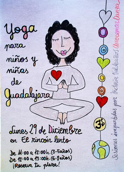 Yoga para niñ@s de Guadalajara