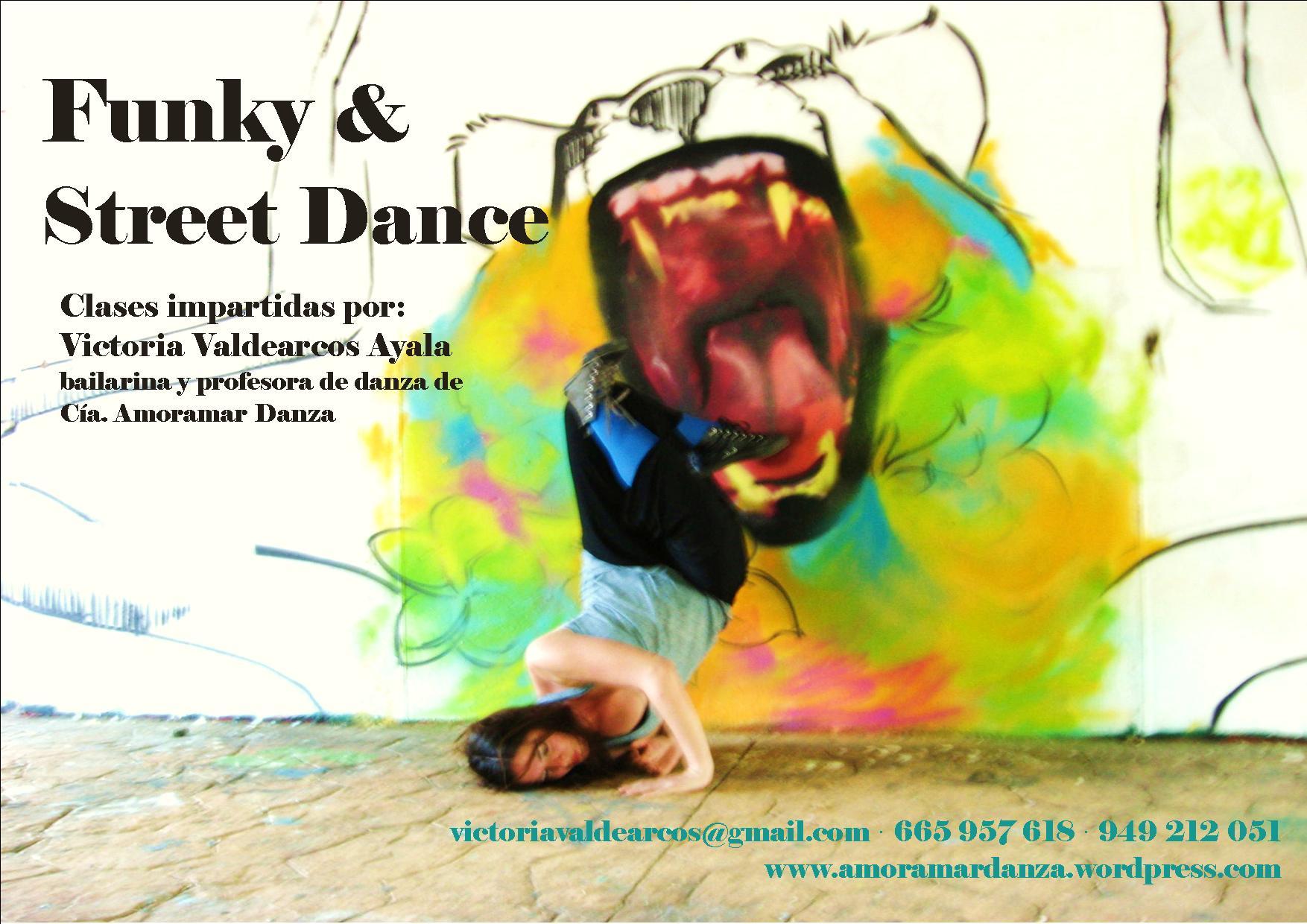 Funky & Street Dance