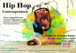HIP HOP COMTEMPORÁNEO