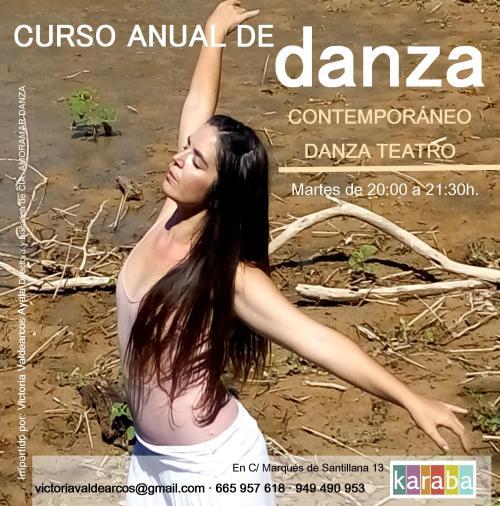 Danza Contemporánea & Danza Teatro en Guadalajara (España)