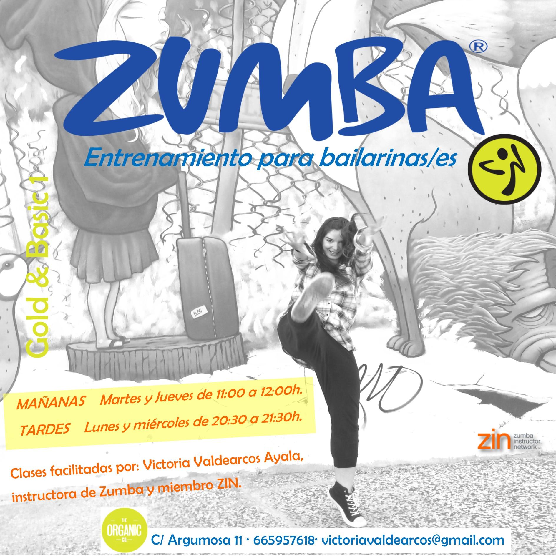 Zumba 2017-18