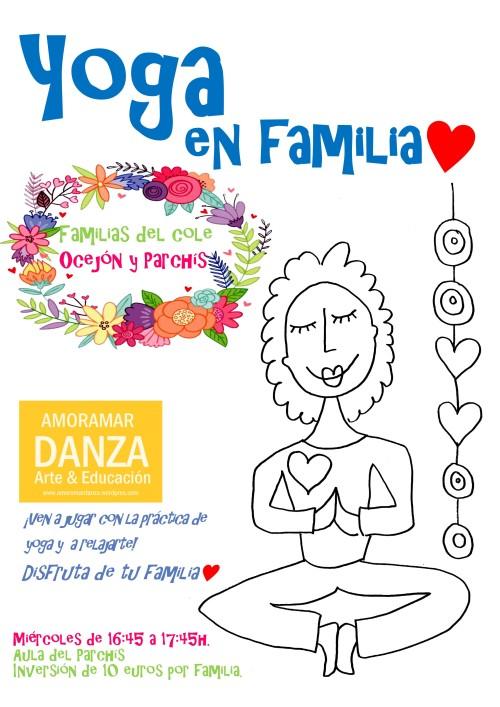 Yoga en Familia Ocejón