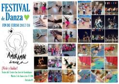 CARTEL DEL FESTIVAL DEL FIN DE CURSO 2018