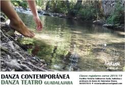 PUBLICIDAD DANZA CONTEMPORÁNEA 2018-19 2222222222