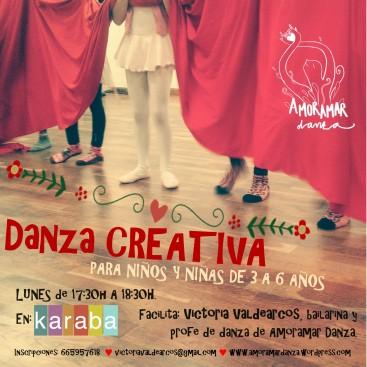 DANZA CREATIVA CURSO 2018-19