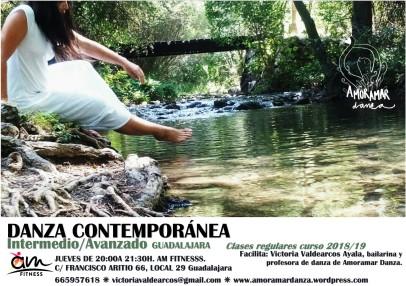 PUBLICIDAD DANZA CONTEMPORÁNEA 2018-19