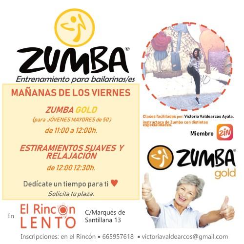 Zumba GOLD en el Rincón Lento