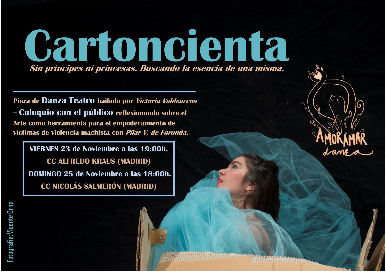 Cartoncienta en Madrid Noviembre 2018