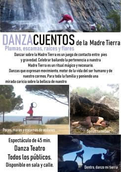 DANZACUENTOS DE LA MADRE TIERRA