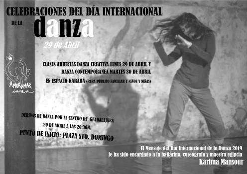 DIA INTERNACIONAL DE LA DANZA 2019. 2
