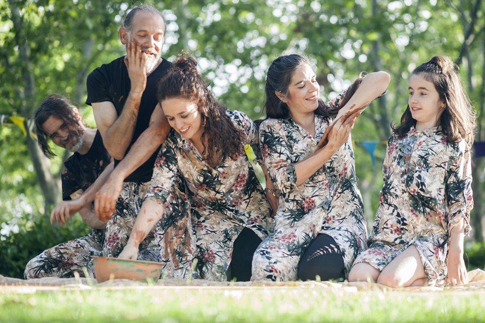 danzacuentos Madre Tierra Fiesta del Rincón Lento
