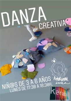 DANZA CREATIVA 2019 KARABA